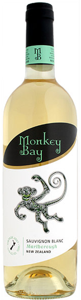 Monkey Bay Pinot Grigio 2007, New Zealand Bottle