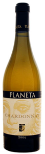 Planeta Chardonnay 2006 Bottle