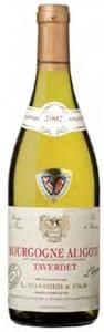 L. Tramier & Fils Taverdet Bourgogne Aligoté 2007, Ac Bottle
