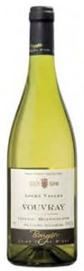 Bougrier Vouvray 2008, Ac Bottle