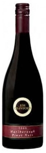Kim Crawford Pinot Noir 2008, Marlborough Bottle