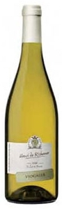 Henri De Richemer Viognier 2008, Vin De Pays Des Côtes De Thau Bottle