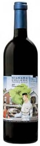 Niagara College Teaching Winery Cabernet Franc 2007, VQA Niagara Peninsula, Donald J.P. Ziraldo Vineyard Bottle