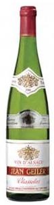Jean Geiler Réserve Particulière Chasselas 2008, Ac Alsace Bottle