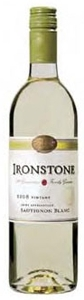 Ironstone Sauvignon Blanc 2008, Lodi Bottle