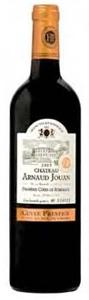 Château Arnaud Jouan Cuvée Prestige 2005, Ac Premières Côtes De Bordeaux Bottle