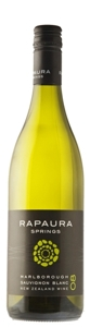 Rapaura Springs Sauvignon Blanc 2008, Marlborough, South Island Bottle
