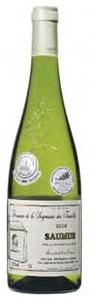 Domaine De La Seigneurie Des Tourelles Saumur Blanc 2008, Ac Bottle