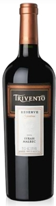 Trivento Reserve Syrah/Malbec 2008 Bottle