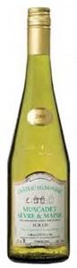 Château Salmonière Muscadet Sèvre & Maine 2008, Ac, Sur Lie, Vielles Vignes Bottle