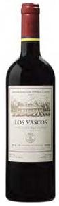 Los Vascos Cabernet Sauvignon 2007, Colchagua Bottle