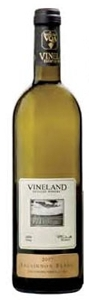 Vineland Estates Sauvignon Blanc 2007, VQA Niagara Peninsula Bottle