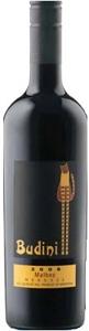 Budini Malbec 2008, Mendoza Bottle