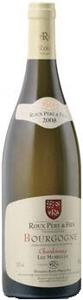 Roux Père & Fils Les Murelles Chardonnay Bourgogne 2008, Ac Bottle