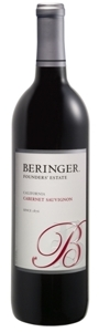 Beringer Founders' Estate Cabernet Sauvignon 2007, California Bottle