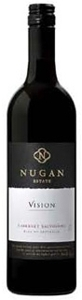 Nugan Estate Vision Cabernet Sauvignon 2008, Riverina, New South Wales Bottle
