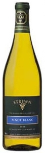 Strewn Pinot Blanc 2008, VQA Niagara On The Lake Bottle