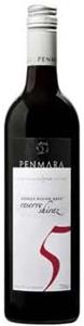 Penmara Reserve Shiraz 2007, Orange, New South Wales Bottle