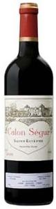 Château Calon Ségur 2006, Ac Saint Estèphe, 3e Cru Bottle