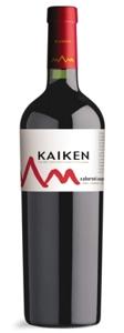 Kaiken Cabernet Sauvignon 2007, Mendoza Bottle