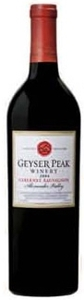 Geyser Peak Cabernet Sauvignon 2004, Alexander Valley, Sonoma County Bottle
