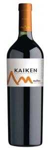 Kaiken Malbec 2008, Mendoza Bottle