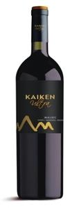 Kaiken Ultra Malbec 2007, Uco Valley, Mendoza Bottle