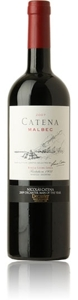 Cateña Malbec 2007 Bottle