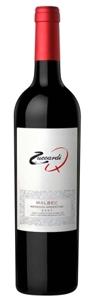Zuccardi Q Malbec 2007, Mendoza Bottle