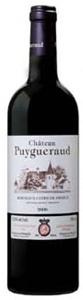 Château Puygueraud 2006, Ac Bordeaux Côtes De Francs Bottle