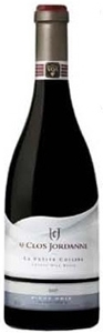 Le Clos Jordanne La Petite Colline Vineyard Pinot Noir 2007, VQA Niagara Peninsula, Twenty Mile Bench Bottle