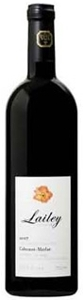 Lailey Vineyard Cabernet/Merlot 2007, VQA Niagara River Bottle