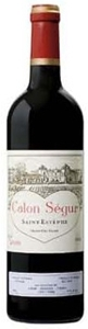 Calon Segur 2006 Bottle