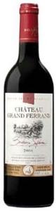 Château Grand Ferrand 2006, Ac Bordeaux Supérieur Bottle