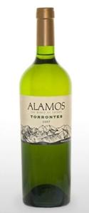 Alamos Torrontés 2008, Salta Bottle