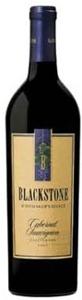 Blackstone Cabernet Sauvignon 2007, California Bottle