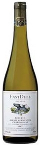Eastdell Estates Reserve Barrel Fermented Chardonnay 2007, VQA Niagara Peninsula Bottle