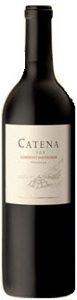 Catena Cabernet Sauvignon 2007, Mendoza Bottle