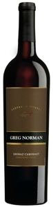 Greg Norman Estates Shiraz/Cabernet 2007, Limestone Coast, South Australia Bottle