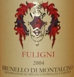 Fuligni Brunello Di Montalcino 2004 Bottle