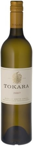 Tokara White 2007, Wo Stellenbosch Bottle