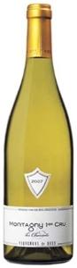 Caves Des Vignerons De Buxy Montagny Les Chaniots 1er Cru 2007, Ac Bottle