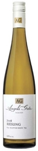 Angels Gate Riesling 2008, VQA Beamsville Bench, Niagara Peninsula Bottle