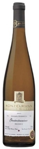 Konzelmann Reserve Gewürztraminer 2007, VQA Niagara Peninsula, Winemaster's Collection, Late Harvest Bottle