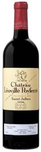 Château Léoville Poyferré 2006, Ac St Julien Bottle