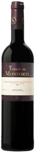 Terras De Monforte 2006, Vinho Regional Alentejano Bottle