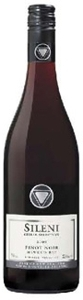 Sileni Cellar Selection Pinot Noir 2009, Hawkes Bay, North Island Bottle