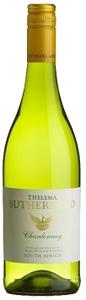 Thelema Sutherland Chardonnay 2007, Wo Elgin Bottle