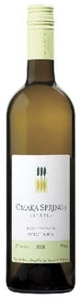 Omaka Springs Pinot Gris 2008, Marlborough, South Island Bottle