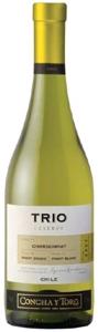 Concha Y Toro Trio Reserva Chardonnay/Pinot Grigio/Pinot Blanc 2008, Casablanca Valley Bottle